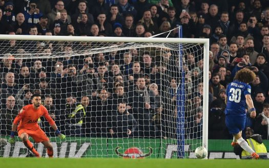 Chelsea prevail against Tottenham in penalty shootout to ...