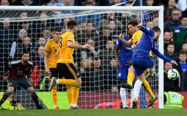Image result for Chelsea vs Wolves