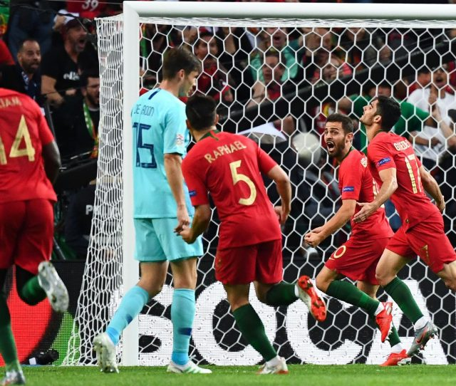 Portugal Win Nations League With Goncalo Guedes Strike Enough To