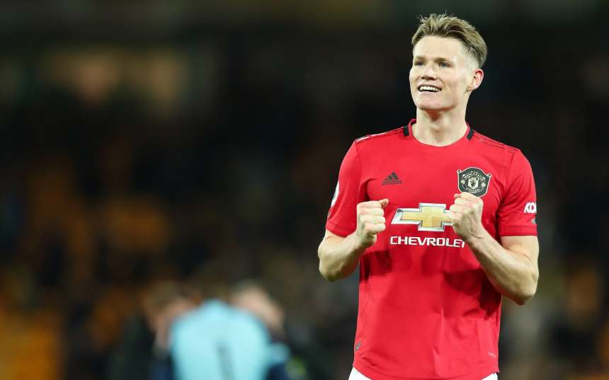 Scott McTominay: the future Manchester United captain rapidly making  himself indispensable