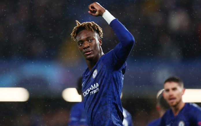In-form Tammy Abraham has given Frank Lampard a January headache ...