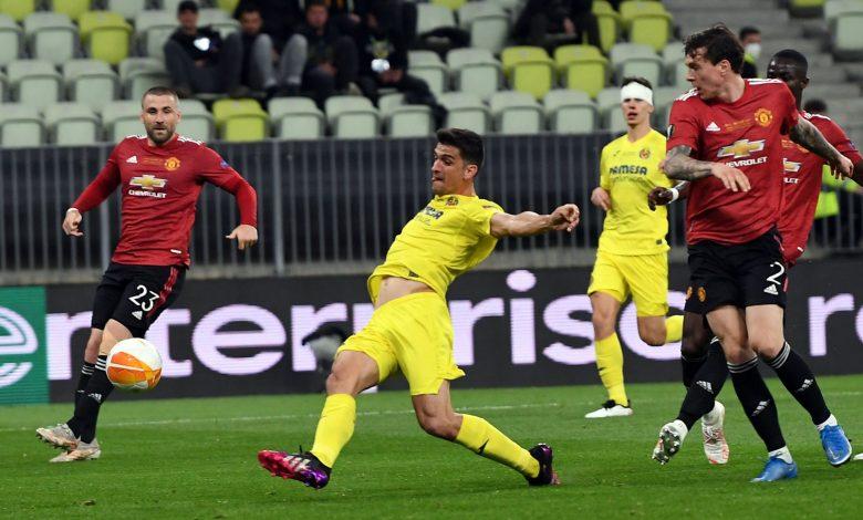 Europa League final 2021, Manchester United vs Villarreal ...