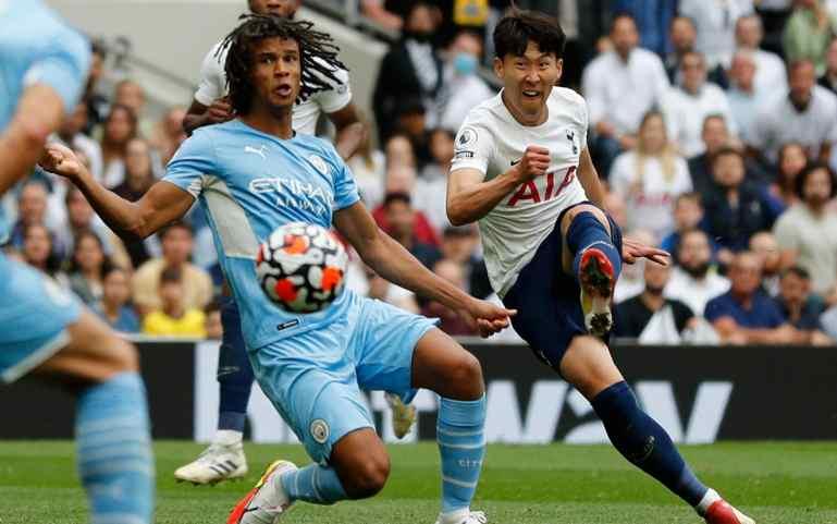 Tottenham make perfect start as Son Heung-min shocks underwhelming Man City