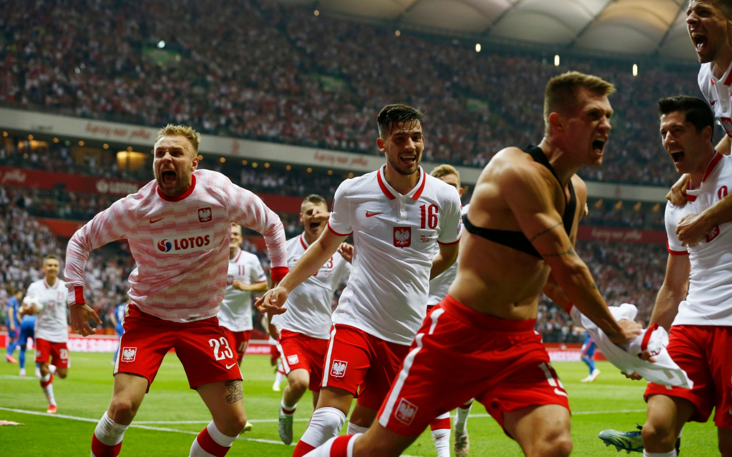 Poland vs England | World Cup Qualifier | Wednesday 8th