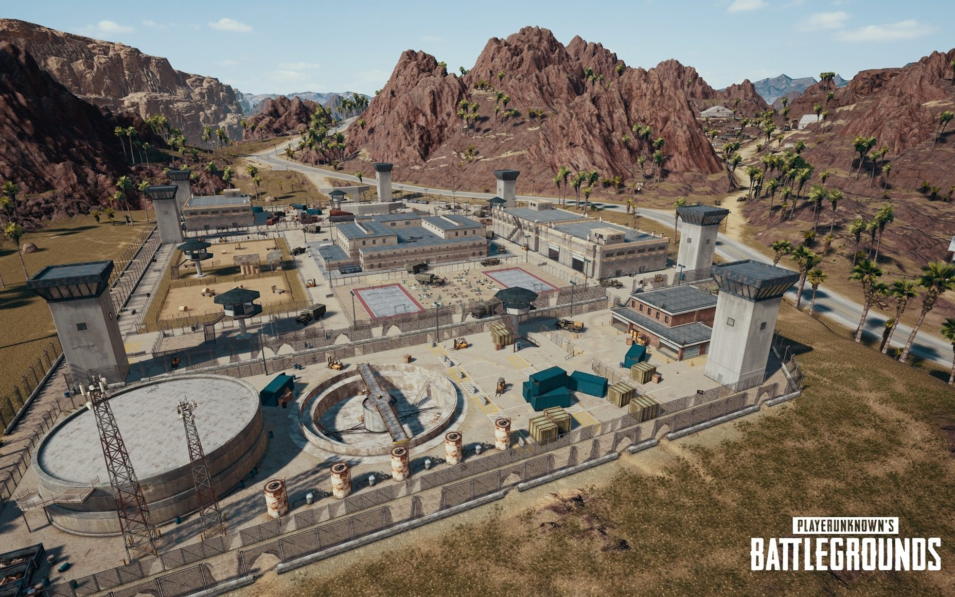 The new PUBG desert map has now been named as Miramar  with     PUBG Miramar Barracks