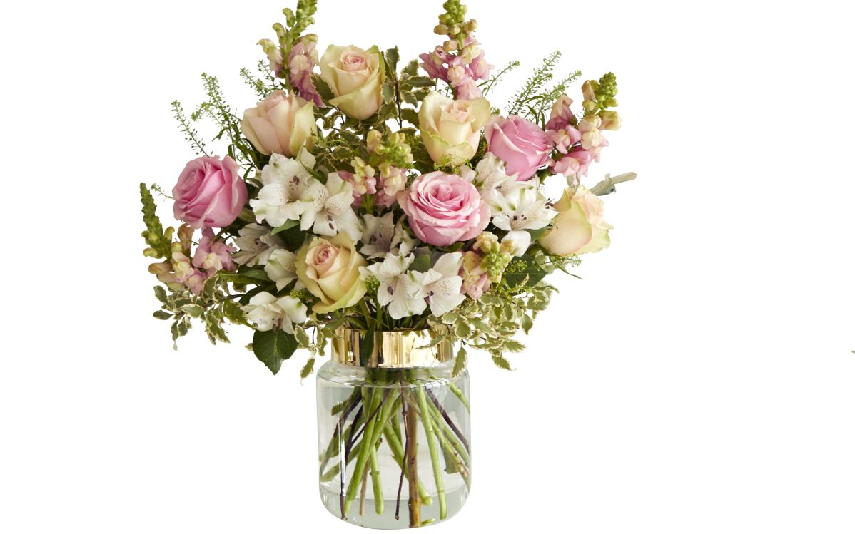 Bloom & Wild The Harper bouquet of letterbox flowers