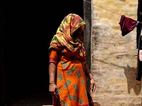Around 2,100 women in Baghpat district alone are thought to be in polyandrous marriages, the majority enduring horrific physical and sexual abuse