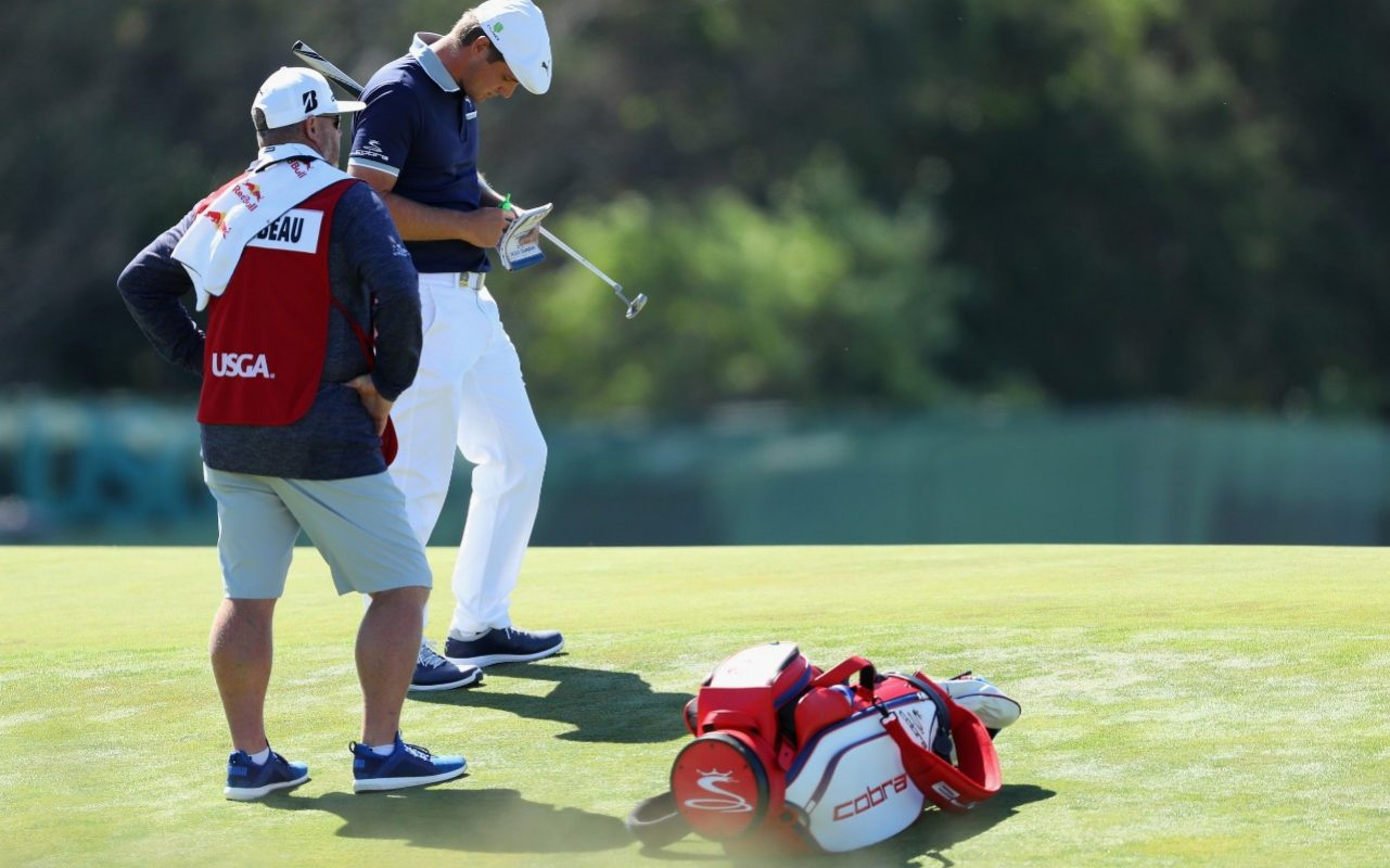 Bryson Dechambeau Faces Investigation For Using A Protractor
