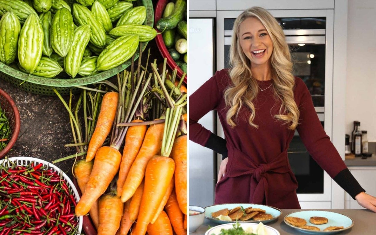 How to follow a vegan plant-based diet - and avoid common health risks