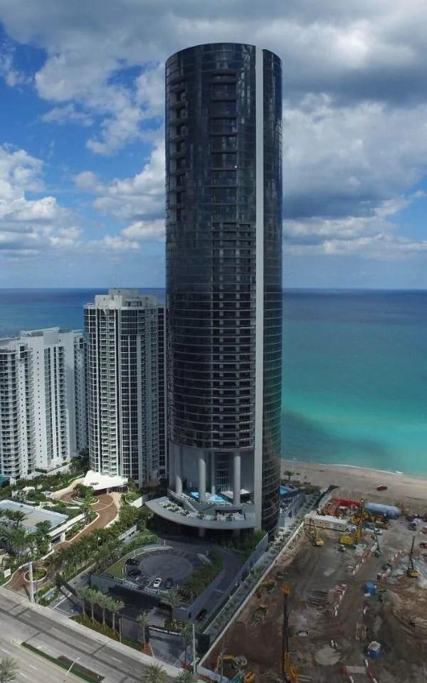 Elevating Design Porsche Design Tower In Miami Turns