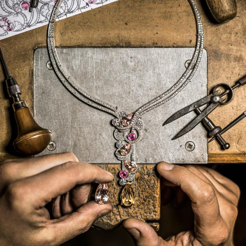Boodles Poetry Of Landscape The Jewellery Collection