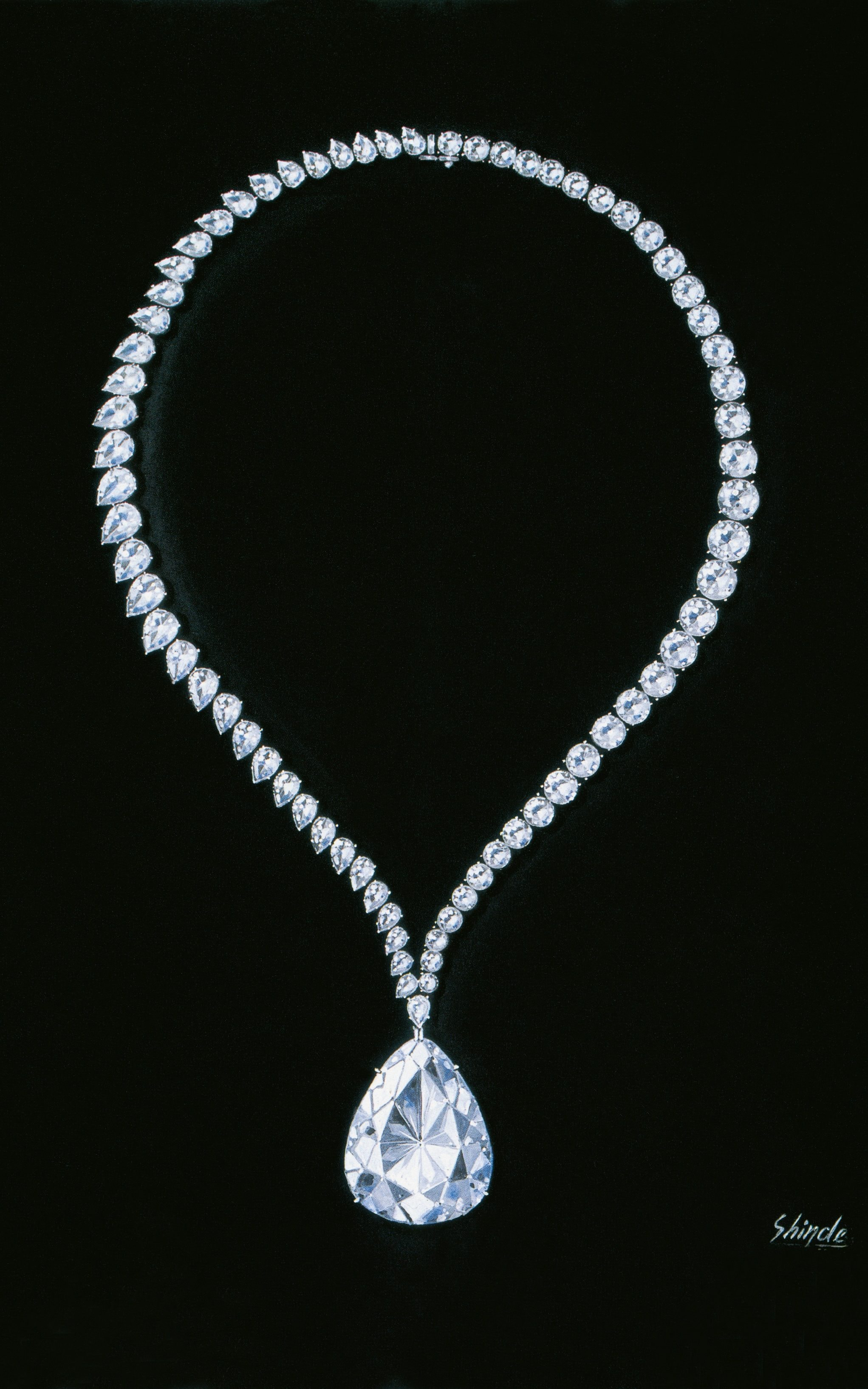 Harry Winston Unveils The Legacy Collection A High