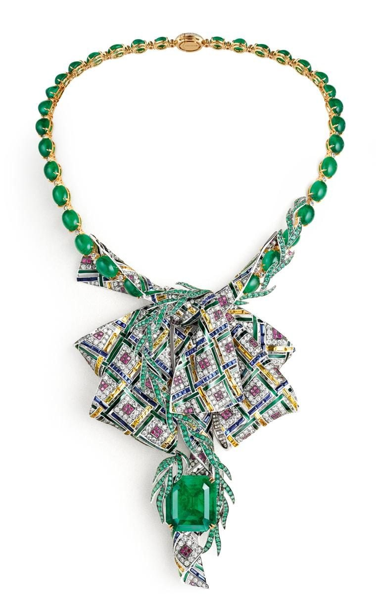 Chaumet Pastorale Anglaise necklace