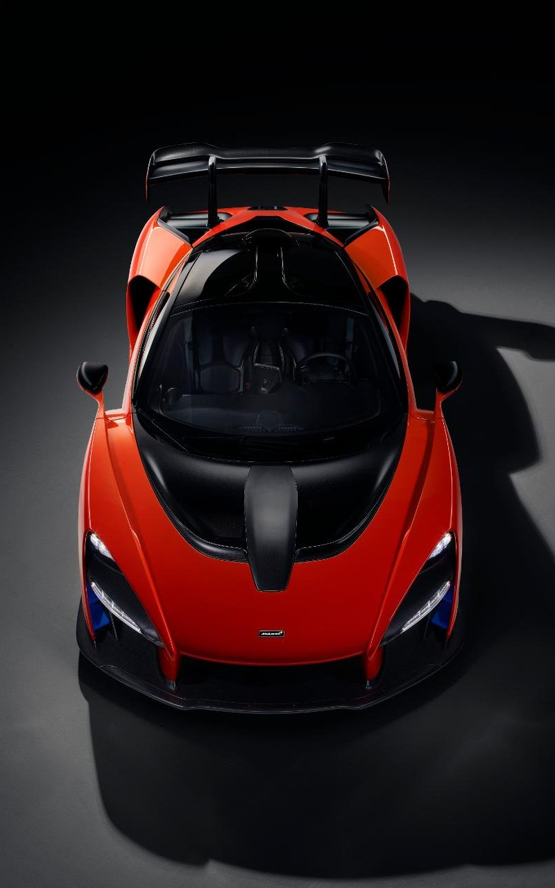 The New McLaren Senna Whats In A Name