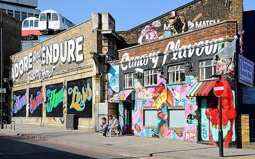 Image result for shoreditch