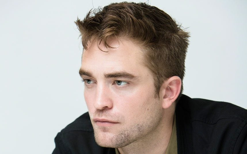Robert Pattinson, star of Twilight and The Rover