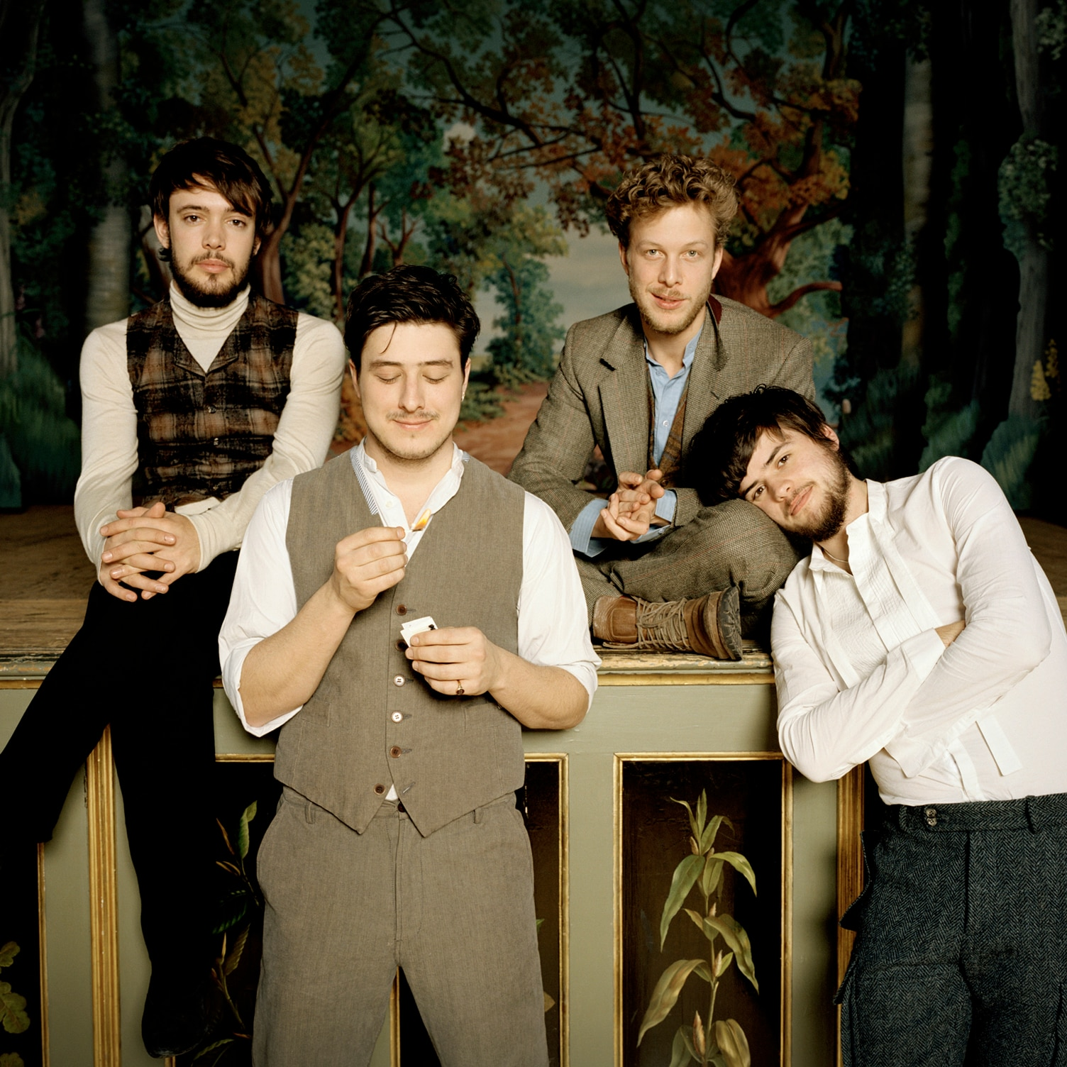 Mumford   Sons interview  Our name was a mistake