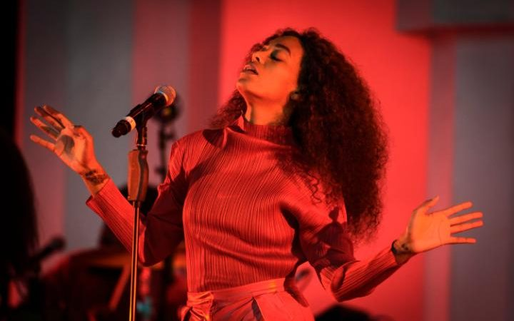 Image result for glastonbury 2017 solange