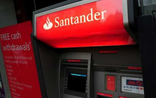 Police have warned criminals are targeting Santander cash machines in Lancashire