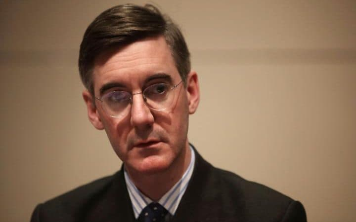 Jacob Rees-Mogg has been one of Mark Carney's fiercest critics, taking aim at the Governor's comments around Brecit