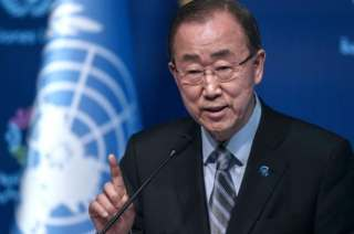 Ban Ki-moon has promised to stop abuses by UN peacekeepers
