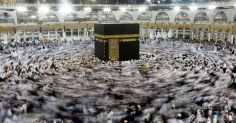 On this day in 683 AD: The Kaaba, the holiest site in Islam, is burned to  the ground