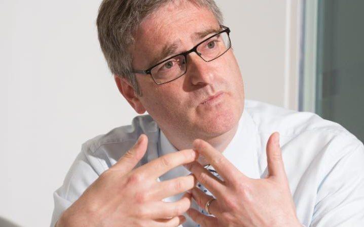 Hugh McNeal, chief executive of RenewableUK