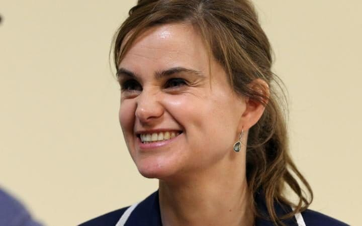 Jo Cox, the former Labour MP for Batley and Spen
