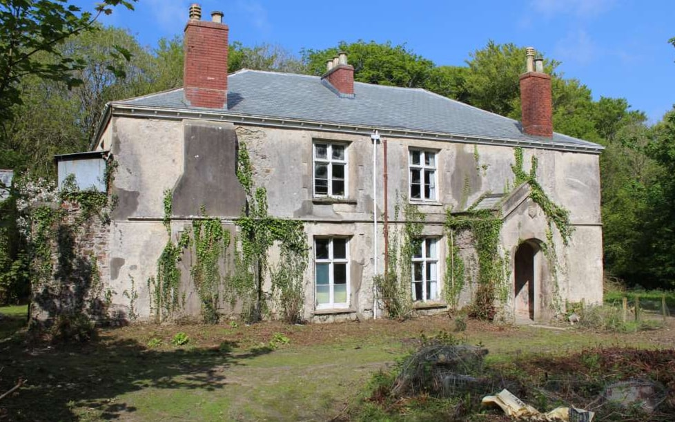 Seven Bedroom Georgian Country House On Sale For Bargain