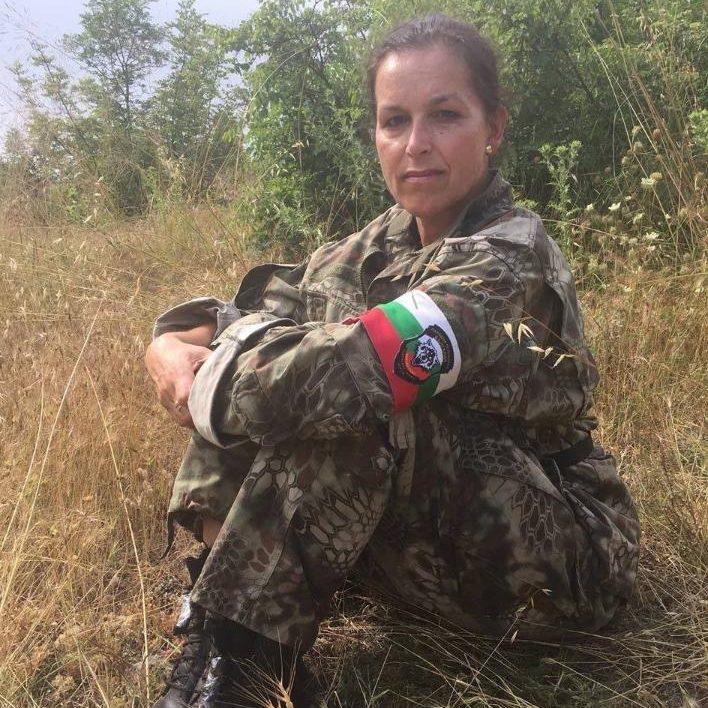 Ms Festerling was deputy leader of Pegida in Germany until her expulsion two weeks ago