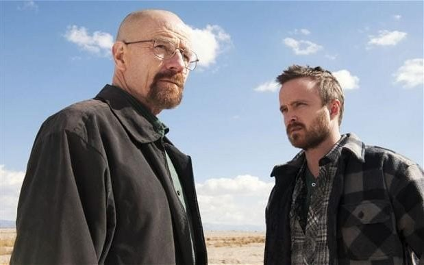 Breaking Bad still