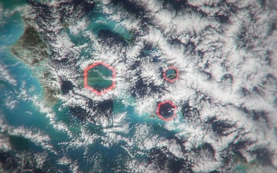 Image result for diamond and gold in bermuda triangle
