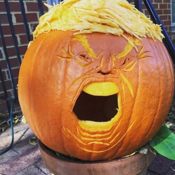 Make Halloween great again!
