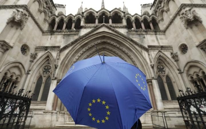High Court with EU umbrella