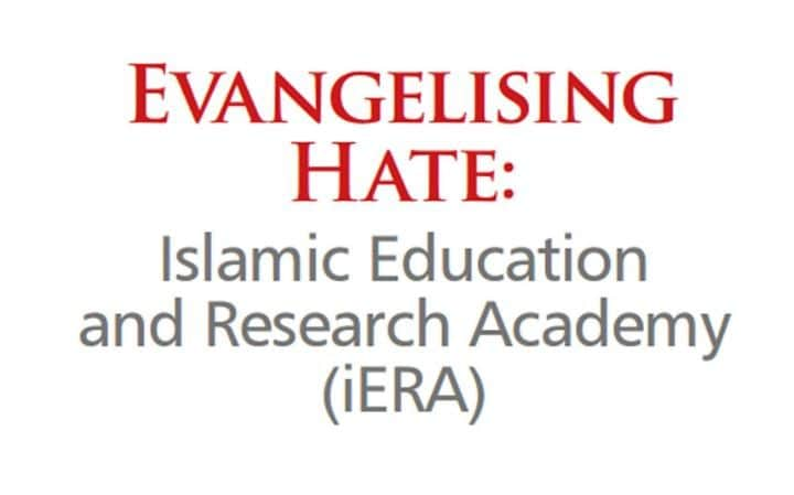 The Council of Ex-Muslims of Britain compiled a dossier of evidence on iERA which was reviewed by the Charities Commission as part of their probe