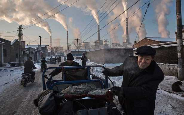 China has accelerated its coal use in recent months as it looks to a dirty recovery from coronavirus