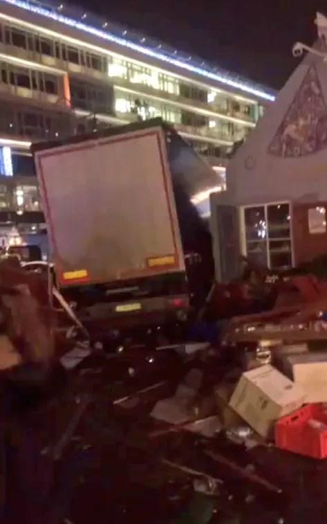 lorry berlin