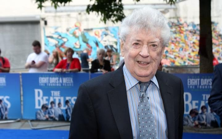Image result for First Beatles manager Allan Williams dies