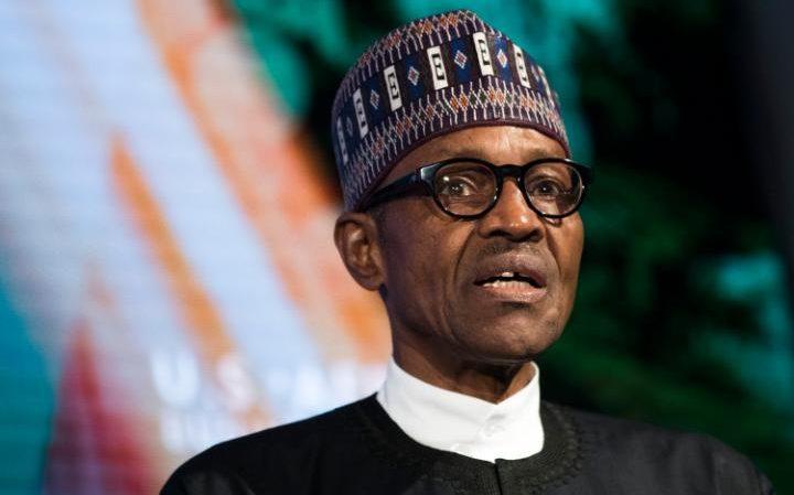 Muhammadu Buhari, Nigeria's president since 2015