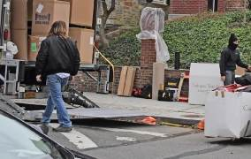 Obamas Possessions Already Moved From White House