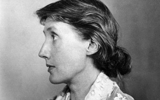 A portrait of Virginia Woolf from the 1920s
