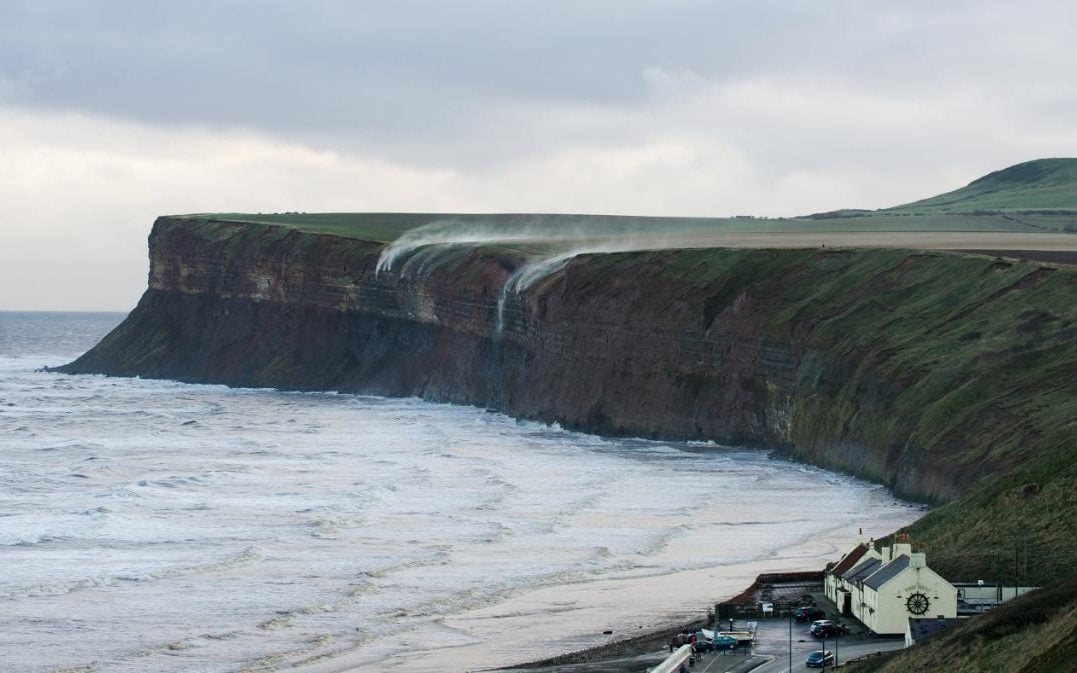 Two Teenage Boys Found Dead At Foot Of North Yorkshire Cliffs
