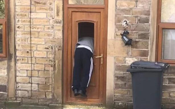 I Changed Locks My Front Door