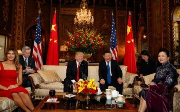 Image result for xi and donald