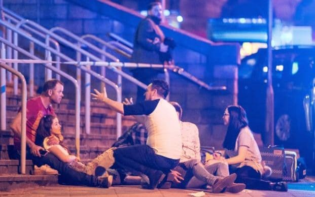 Victims of the Manchester blast