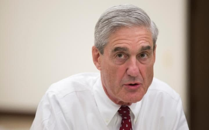 Robert Mueller is investigating possible collusion between Donald Trump's 2016 campaign team and Russia