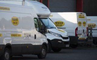 Darren Osborne slept in the van night before the attack
