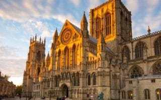 York Minster Cathedral, York, England