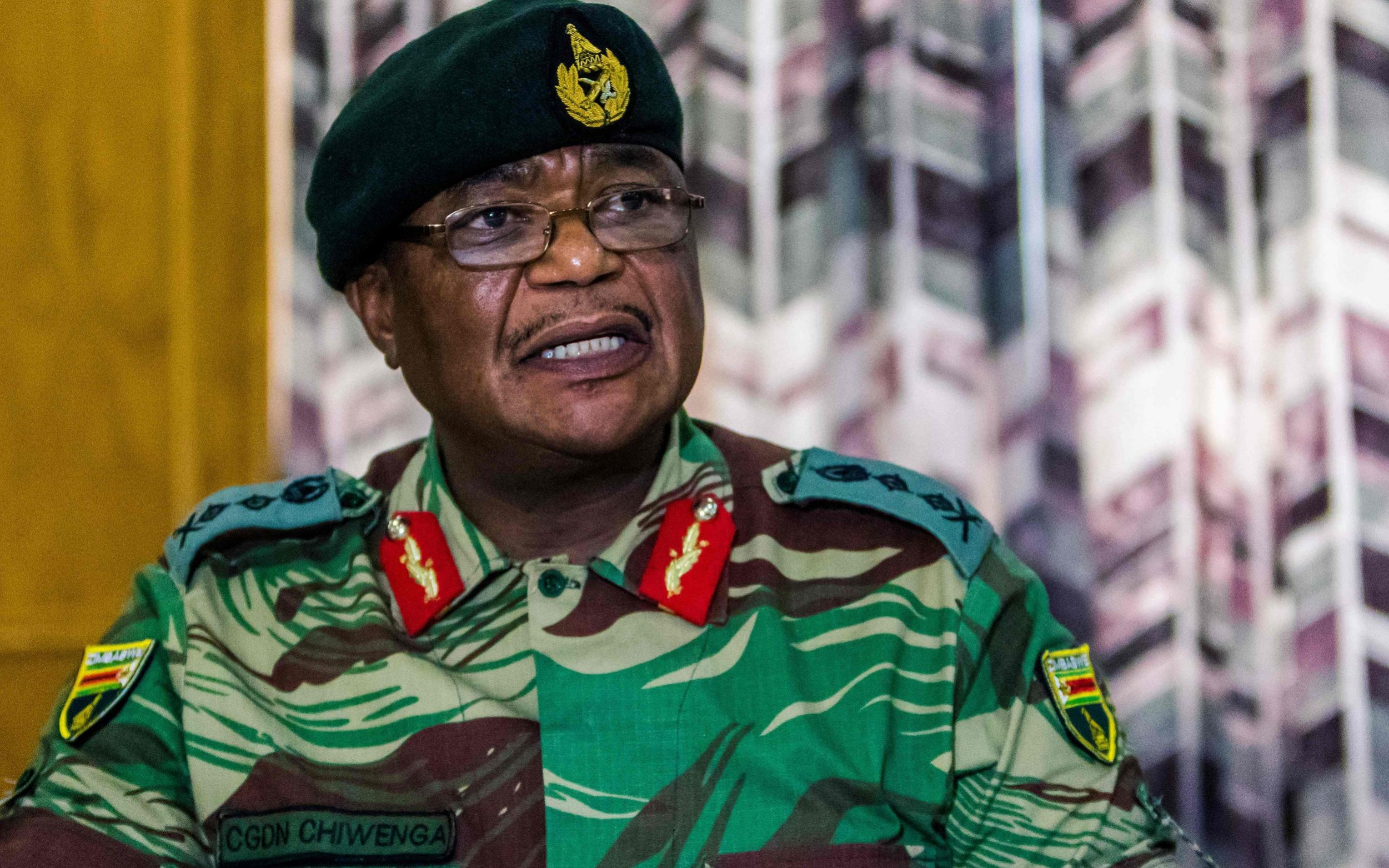 Image result for Zimbabwe crisis: Army seizes broadcaster but denies coup