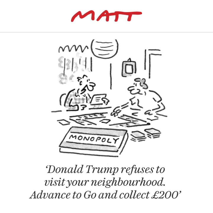 Matt cartoon, January 12